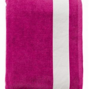 Personalised pink towel