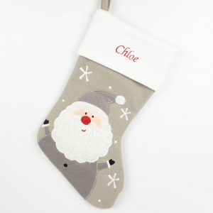 Personalised Father Christmas Stocking